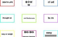 Trivia Rebus Puzzles Answers   [Pdf Document]   Printable Rebus Puzzles Pdf