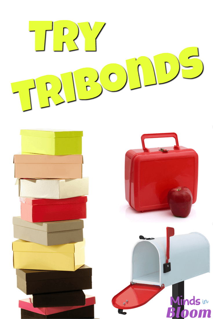 Try Tribonds - Minds In Bloom - Printable Tribond Puzzles