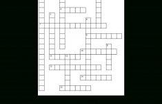 Us States Fun Facts Crossword Puzzles   Free Printable Travel   Printable Crossword Disney