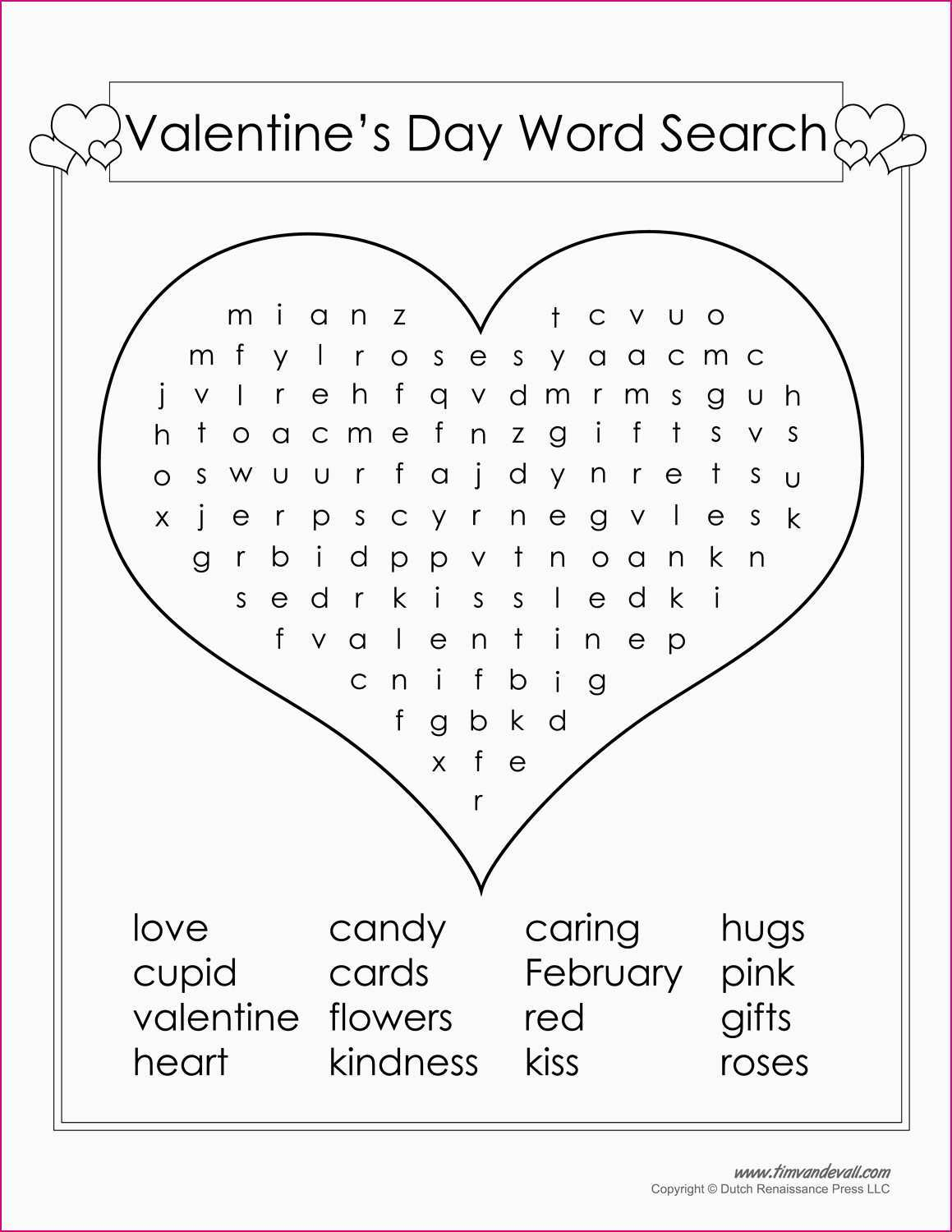 Valentine Puzzles : 35 Imperative Models You Must Consider - Printable Valentine Puzzles For Adults