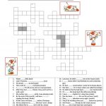 Verb Puzzle With Tenses Worksheet   Free Esl Printable Worksheets   Worksheet Verb Puzzle