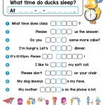 Verbs Reading Puzzle With A Joke Crossword Worksheet   Free Esl   Reading Printable Puzzle