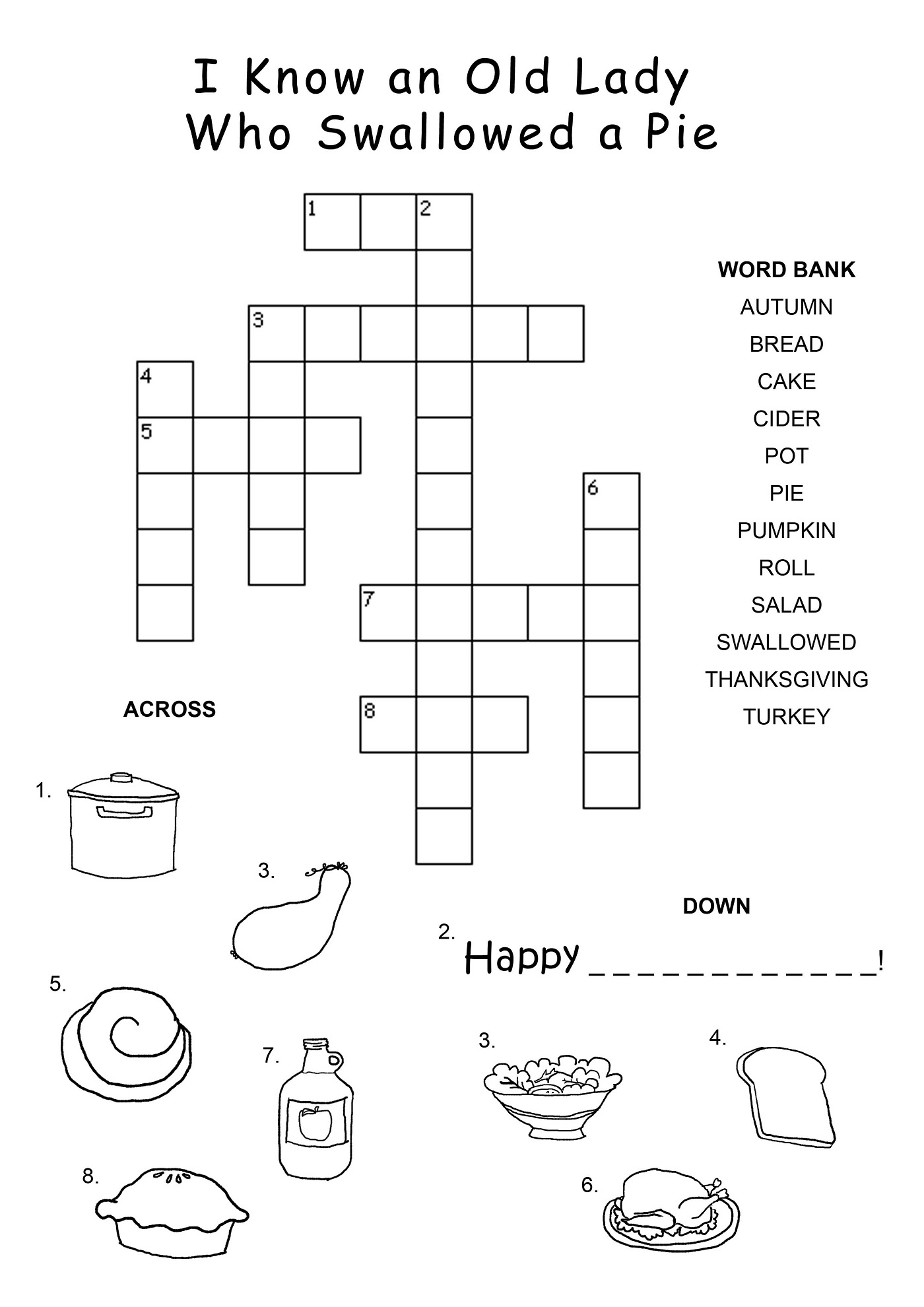 Very Easy Crossword Puzzles Fun Kiddo Shelter - Lusine - Printable Hanukkah Crossword Puzzles