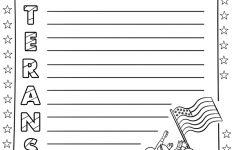 Veterans Acrostic Poem Template | Free Printable Papercraft Templates   Printable Acrostic Puzzle