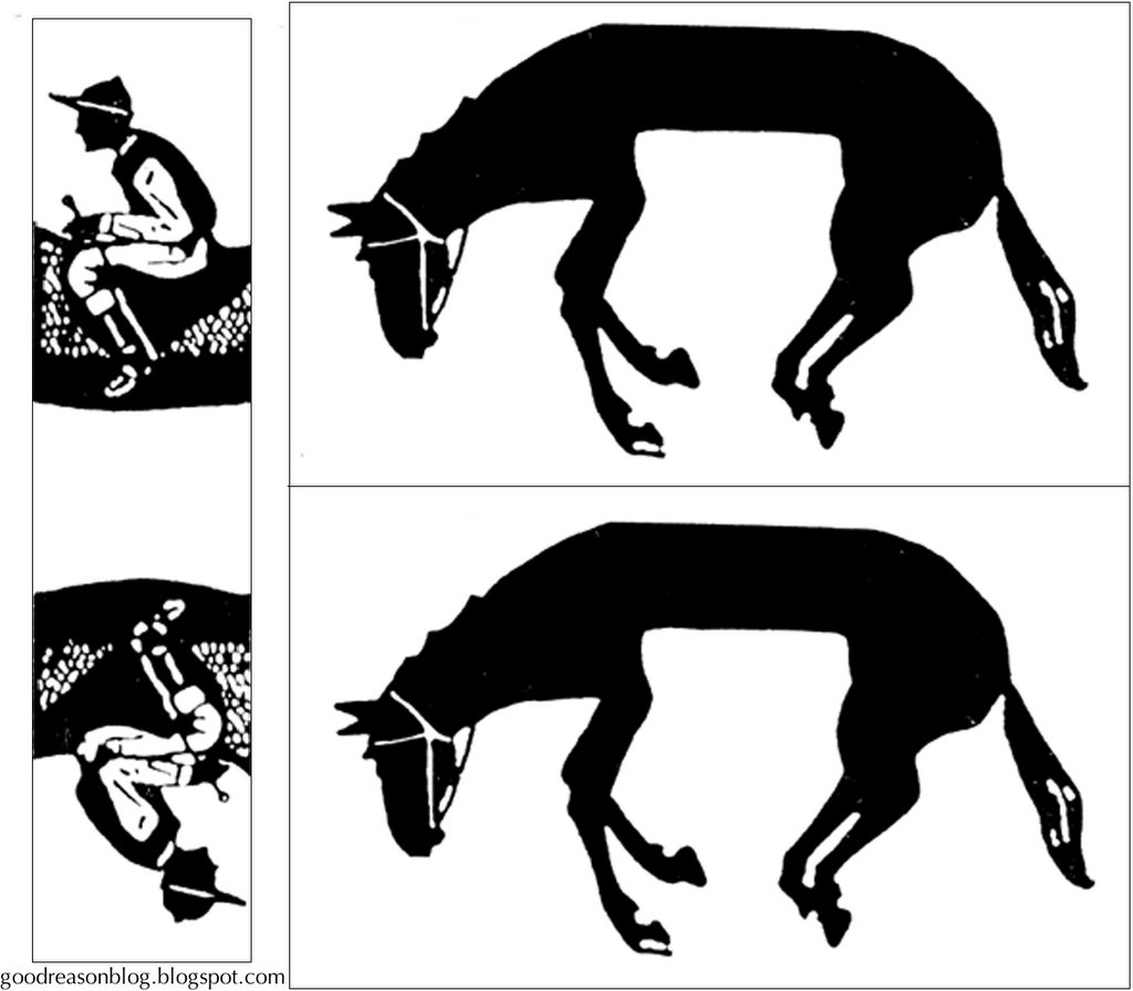 Warm-Up: Horse & Rider Puzzle   Design Thinking & Innovation Toolbox - Printable Horse Puzzle