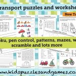 Welcome To Kids Puzzles And Games   Printable Puzzles For 9 Year Olds