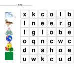 Word Puzzle Games Printable | For The Kids ! | Word Puzzles, Easy   Printable Puzzle For Kindergarten