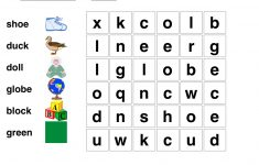 Word Puzzle Games Printable | For The Kids ! | Word Puzzles, Easy   Printable Puzzle Games For Preschoolers