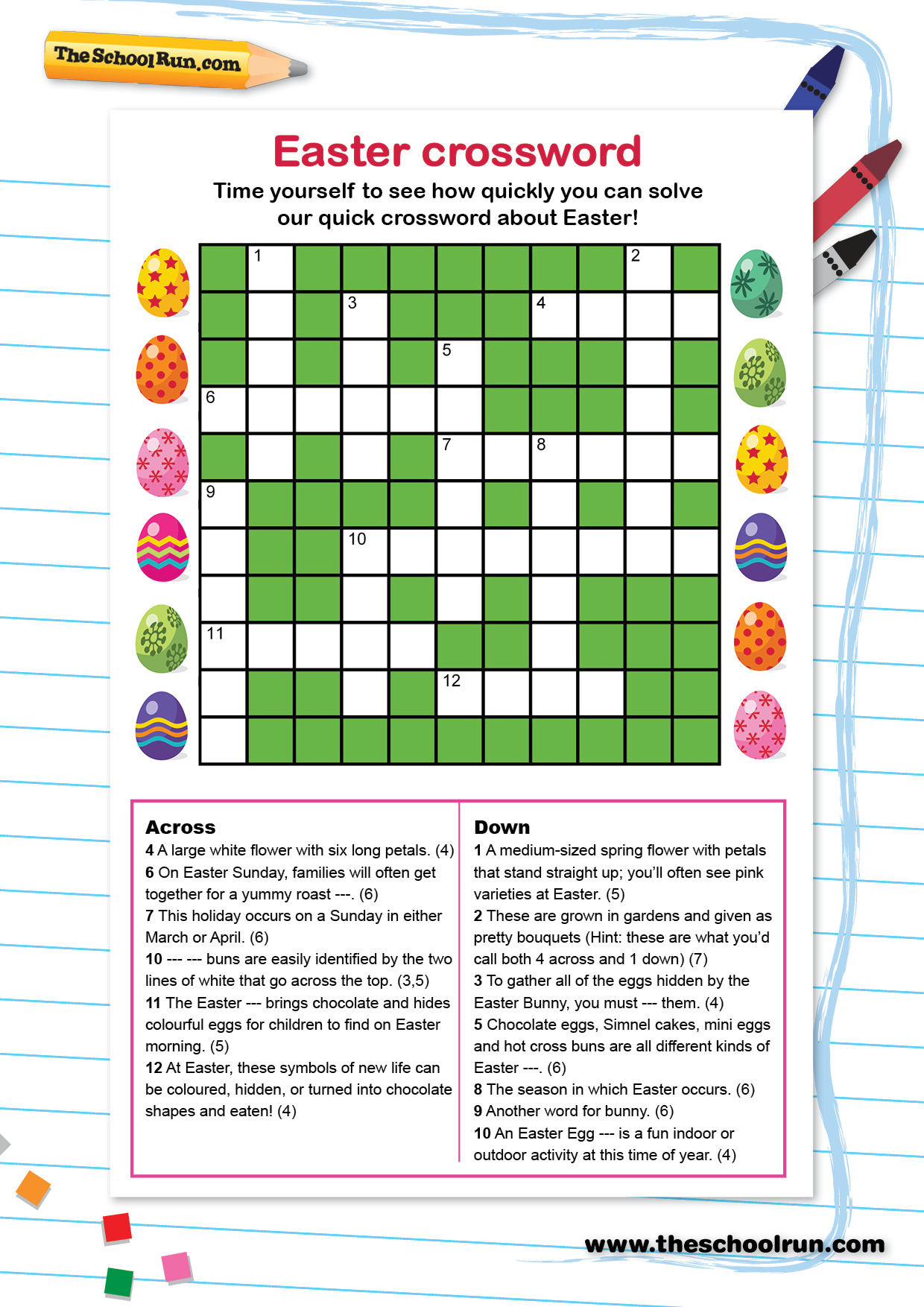 Word Puzzles For Primary School Children | Theschoolrun - Printable Puzzles Ks1