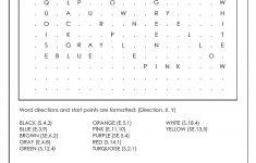 Word Search Puzzle Generator   9 Letter Word Puzzle Printable