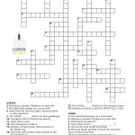 World Cup Activity: Crossword Puzzle   Learning Liftoff   Crossword Puzzles In French Printable