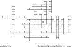Ww1 Crossword Puzzle Crossword   Wordmint   Wwi Crossword Puzzle Printable