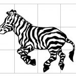 Zebra Puzzle For Kids | Képek Állatok   Zebra Puzzle, Animal Crafts   Printable Zebra Puzzles